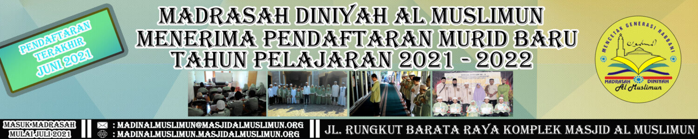 Madrasah Diniyah Al-Muslimun